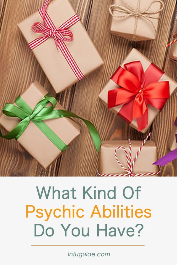 Find Your Type of Psychic Abilities and Spiritual Gifts intuguide