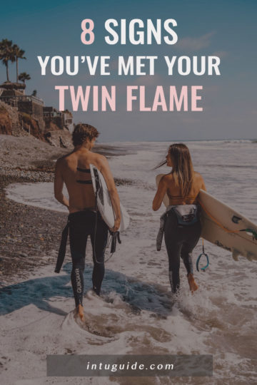 How To Recognize Your Twin Flame, Twin Flame and Twin Soul Signs
